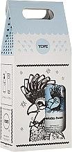 """Парфюмерия и Козметика Комплект """"Свежа трева"""" - Yope (shm/300ml + cond/170ml)"""