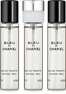 Chanel Bleu de Chanel - Тоалетна вода (пълнител) — снимка N1