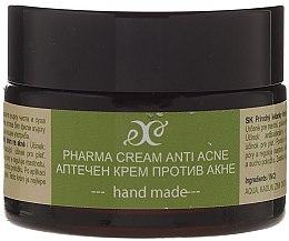 """Парфюми, Парфюмерия, козметика Лечебен крем """"Анти-акне"""" - Hristina Cosmetics Pharma Cream Anti Akne"""