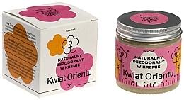 "Парфюмерия и Козметика Натурален крем-дезодорант ""Ориенталско цвете"" - RareCraft Cream Deodorant"