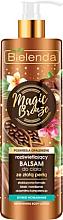 Парфюмерия и Козметика Бронзиращ лосион за тяло със златна перла - Bіelenda Magic Bronze