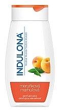 Парфюми, Парфюмерия, козметика Омекотяващо мляко за тяло - Indulona Apricot Body Milk