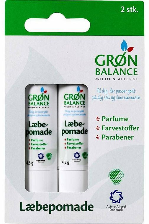 Балсами за устни - Gron Balance — снимка N1