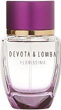 Парфюми, Парфюмерия, козметика Devota & Lomba Florissima - Парфюма вода
