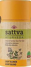 Парфюмерия и Козметика Боя за коса - Sattva Ayuvrveda