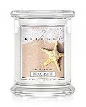 Парфюми, Парфюмерия, козметика Ароматна свещ в бурканче - Kringle Candle Beachside
