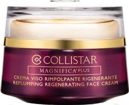 Парфюми, Парфюмерия, козметика Интензивно възстановяващ крем против стареене - Collistar Magnifica Plus Replumping Regenerating Face Cream