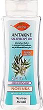 Парфюмерия и Козметика Салицилов спирт за лице - Bione Cosmetics Antakne Salicylic Spirit Tea Tree and Menthol