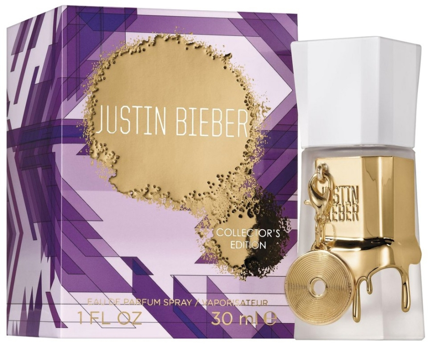 Justin Bieber Collector's Edition - Парфюмна вода — снимка N3