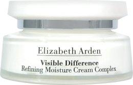 Парфюми, Парфюмерия, козметика Крем за лице - Elizabeth Arden Visible Difference Refining Moisture Cream Complex
