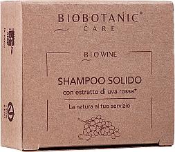 Парфюмерия и Козметика Шампоан за коса - BioBotanic Biowine Shampoo