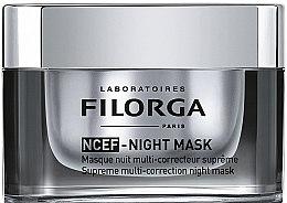 Парфюмерия и Козметика Нощна мултикоригираща маска за лице - Filorga NCEF-Night Mask