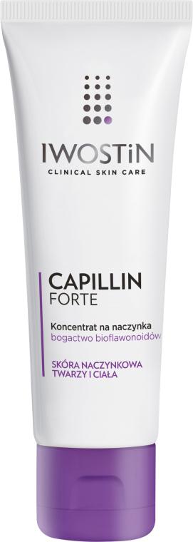 Концентрат за лице срещу куперозна кожа - Iwostin Capillin Forte Concentrate