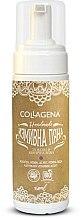 Парфюмерия и Козметика Почистваща пяна за мазна и акнеична кожа - Collagena Handmade Wash Foam For Oily and Acne Skin