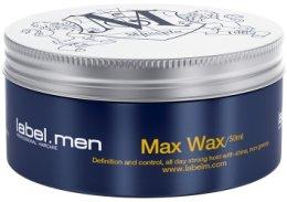 """Парфюми, Парфюмерия, козметика Восък за коса """"Максимална Фиксация"""" - Label.m Max Wax"""