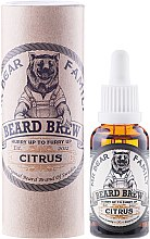 Парфюми, Парфюмерия, козметика Масло за брадата - Mr. Bear Family Brew Oil Citrus