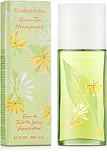 Парфюми, Парфюмерия, козметика Elizabeth Arden Green Tea Honeysuckle - Тоалетна вода