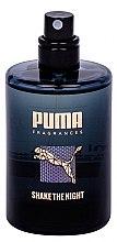Парфюмерия и Козметика Puma Shake The Night - Тоалетна вода (тестер без капачка)