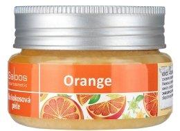 Парфюмерия и Козметика Кокосово масло с портокал - Saloos