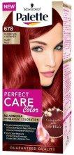 Парфюми, Парфюмерия, козметика Безамонячна трайна крем-боя за коса - Schwarzkopf Perfect Care