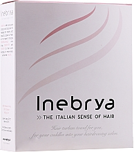 Парфюмерия и Козметика Кърпа за коса - Inebrya Sakura Cotton Towel Handtuch
