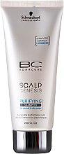 Парфюмерия и Козметика Шампоан за коса - Schwarzkopf Professional BC Bonacure Scalp Genesis Purifying Shampoo