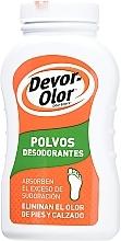 Парфюмерия и Козметика Дезодорираща пудра за крака - Devor-Olor Powder Foot Odor