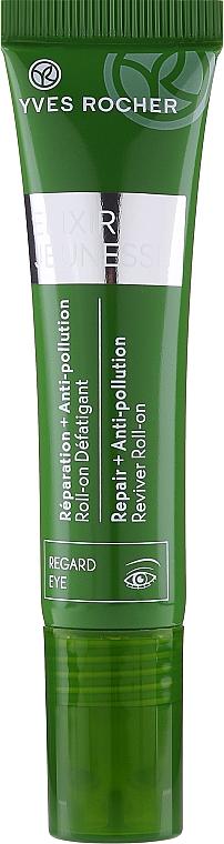 Възстановяващ околоочен крем рол-он - Yves Rocher Elixir Jeunesse Anti-pollution Reviving Roll-on — снимка N1