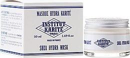 Парфюмерия и Козметика Млечна крем маска за лице - Institut Karite Milk Cream Shea Mask