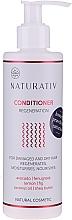 """Парфюмерия и Козметика Балсам за коса """"Възстановяване"""" - Naturativ Regeneration Conditioner"""