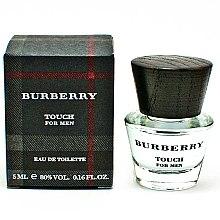 Парфюми, Парфюмерия, козметика Burberry Touch for men - Тоалетна вода ( мини )