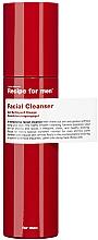 Парфюмерия и Козметика Почистващ гел за лице за мъже - Recipe For Men Facial Cleanser
