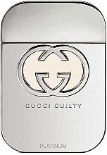 Парфюми, Парфюмерия, козметика Gucci Guilty Platinum Edition - Тоалетна вода (тестер без капачка)