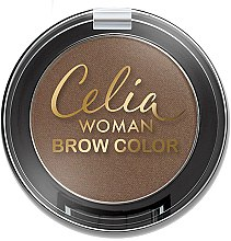 Парфюмерия и Козметика Сенки за вежди - Celia Woman Brow Color