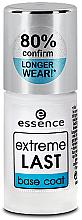 Парфюмерия и Козметика Основа за лак - Essence Extreme Last Base Coat