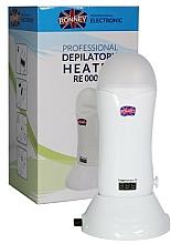 Парфюмерия и Козметика Нагревател за кола маска RE00009 - Ronney Professional Depilatory Heater