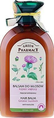 Балсам против косопад - Green Pharmacy