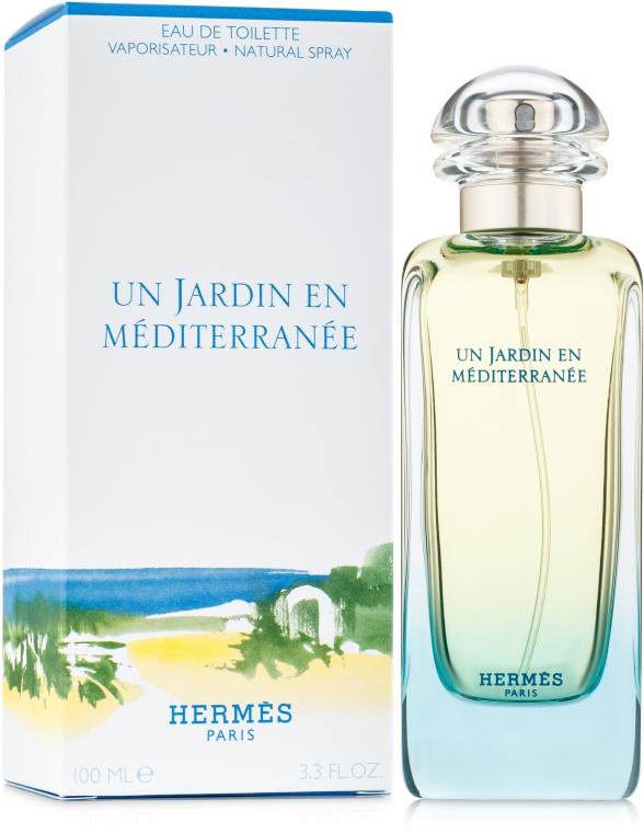 Hermes Un Jardin en Mediterranee - Тоалетна вода — снимка N2