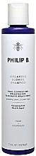 Парфюмерия и Козметика Изсветляващ шампоан за коса - Philip B Icelandic Blonde Shampoo