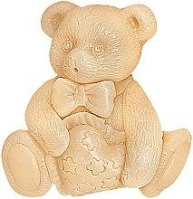 """Парфюмерия и Козметика Глицеринов сапун """"Мече"""" - Bulgarian Rose Natural Glycerin Fragrant Soap Pooh Teddy Bear"""