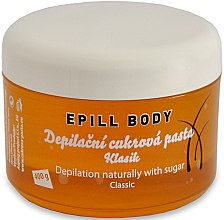 Парфюмерия и Козметика Депилираща захарна паста - Epill Body Depilation Naturally With Sugar Classic