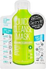 """Парфюмерия и Козметика Маска за лице """"Мента и зелена ябълка"""" - Ariul Juice Cleanse Mask Spearmint & Green Apple"""