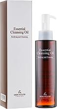 Парфюмерия и Козметика Хидрофилно масло за почистване на грим - The Skin House Essential Cleansing Oil