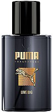 Парфюмерия и Козметика Puma Live Big - Тоалетна вода