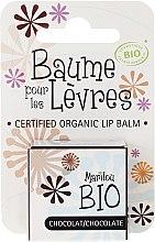 """Парфюми, Парфюмерия, козметика Балсам за устни """"Шоколад"""" - Marilou Bio Certified Organic Lip Balm"""