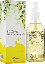 Парфюмерия и Козметика Хидрофилно масло - Elizavecca Face Care Olive 90% Cleansing Oil