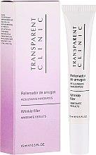 Парфюми, Парфюмерия, козметика Филър против бръчки за околоочния контур - Transparent Clinic Wrinkle Filler
