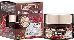 Парфюми, Парфюмерия, козметика Подхранващ крем за лице - Bielenda Botanic Formula Pomegranate Oil + Amaranth Nourishing Cream Day/Night