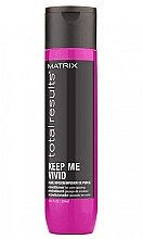 Парфюмерия и Козметика Балсам за боядисана коса - Matrix Total Results Keep Me Vivid Conditioner