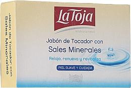 Парфюмерия и Козметика Тоалетен сапун с минерални соли - La Toja Salt Minerals Toilet Soap